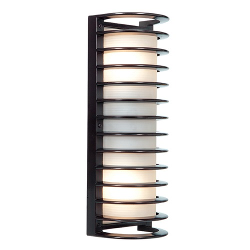 Access Lighting Access Lighting Bermuda Bronze Outdoor Wall Light 20030MG-BRZ/RFR