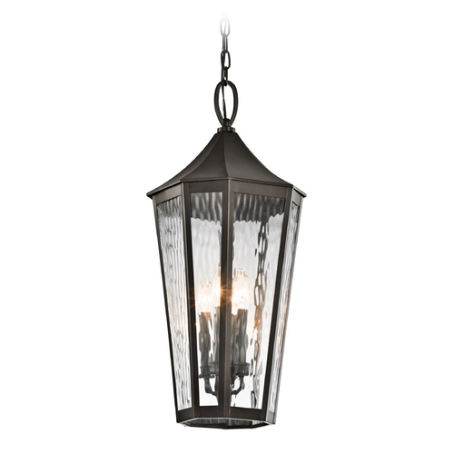 Kichler Lighting Kichler Lighting Rochdale Olde Bronze Outdoor Hanging Light 49517OZ