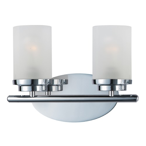 Maxim Lighting Maxim Lighting Corona Polished Chrome Bathroom Light 10212FTPC