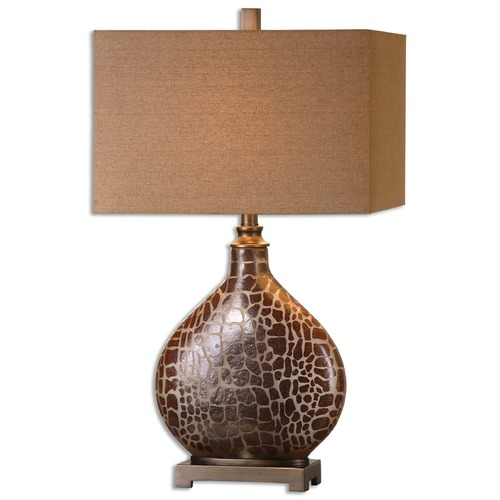 Uttermost Lighting Uttermost Somali Dark Bronze Table Lamp 26504-1