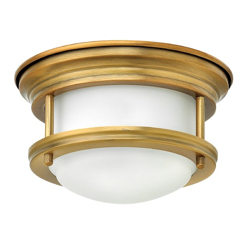 Hinkley Lighting Hinkley Lighting Hadley Brushed Bronze LED Flushmount Light 3308BR