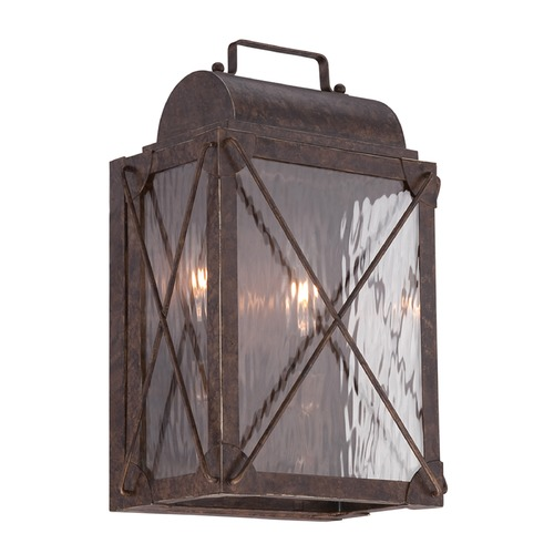 Designers Fountain Lighting Designers Fountain Colfax Etruscan Bronze Outdoor Wall Light 33331-EB