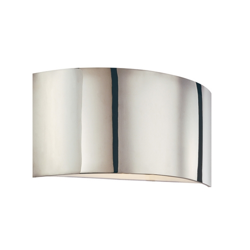 Sonneman Lighting Modern Sconce Wall Light in Polished Nickel Finish 1880.35F