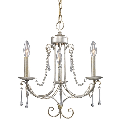 Elk Lighting Chandelier in Antique Silver Finish 413-AS