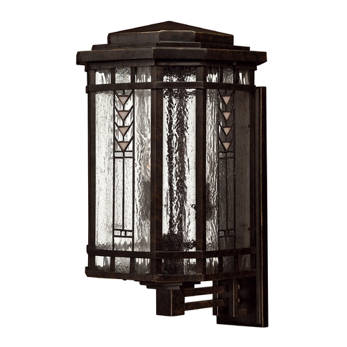 Hinkley Lighting 22-1/2-Inch Outdoor Wall Light 2244RB