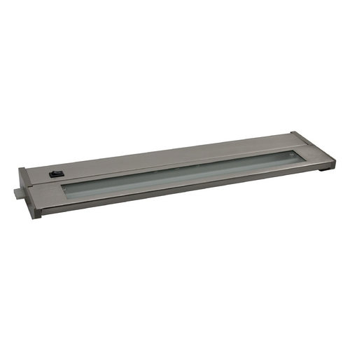 American Lighting American Lighting Priori Series T2 Brushed Steel 14-Inch Light Bar Light 043T-14-BS