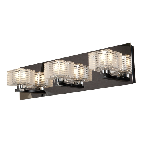 Access Lighting Access Lighting Sophie Chrome Bathroom Light 62282-CH/CLFR