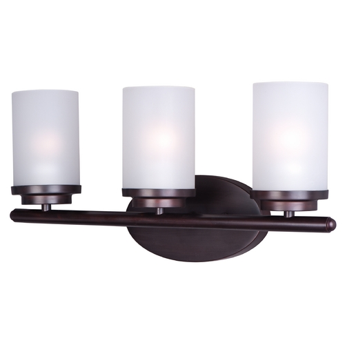Maxim Lighting Maxim Lighting Corona Oil Rubbed Bronze Bathroom Light 10213FTOI