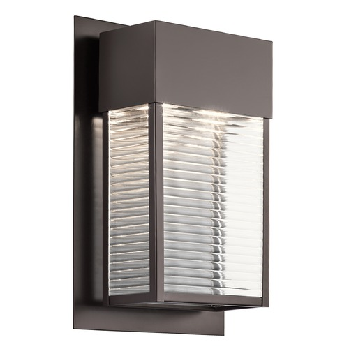 Kichler Lighting Kichler Lighting Sorel LED Outdoor Wall Light 49190AZLED