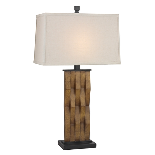 Design Classics Lighting Table Lamp with Rectangle Shade DCL 6923-1-502/63 SH7509