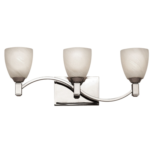 Philips Lighting Three-Light Bathroom Vanity Light F442535
