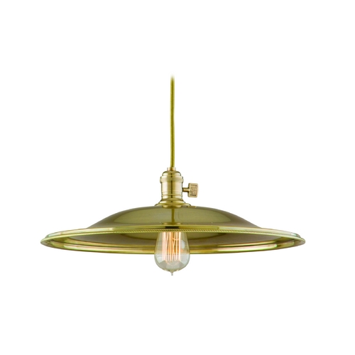 Hudson Valley Lighting Pendant Light in Historic Nickel Finish 9001-HN-ML2