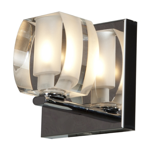 Access Lighting Access Lighting Evia Chrome Sconce 62286-CH/CRY