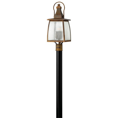 Hinkley Lighting Hinkley Lighting Montauk Sienna LED Post Light 1201SN-LED