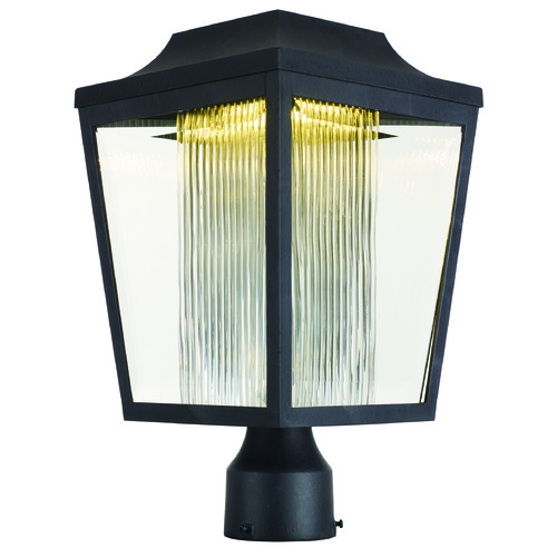 Maxim Lighting Maxim Lighting International Villa Anthracite LED Post Light 85630CLCRAR