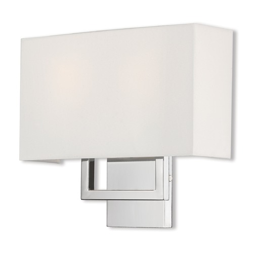 Livex Lighting Livex Lighting Pierson Polished Chrome Sconce 50990-05