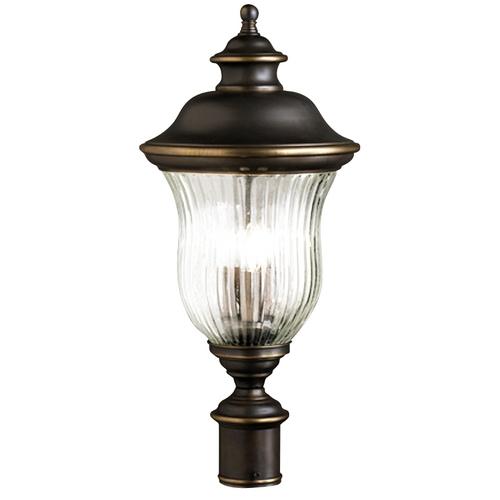 Olde Bronze Outdoor Post Light 9932Oz