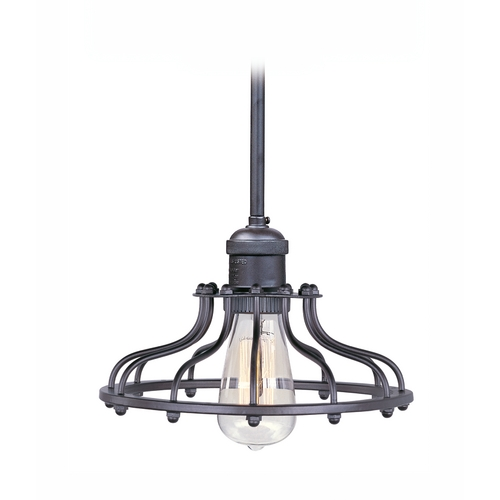 Maxim Lighting Mini-Pendant Light 25044ACP/BUI