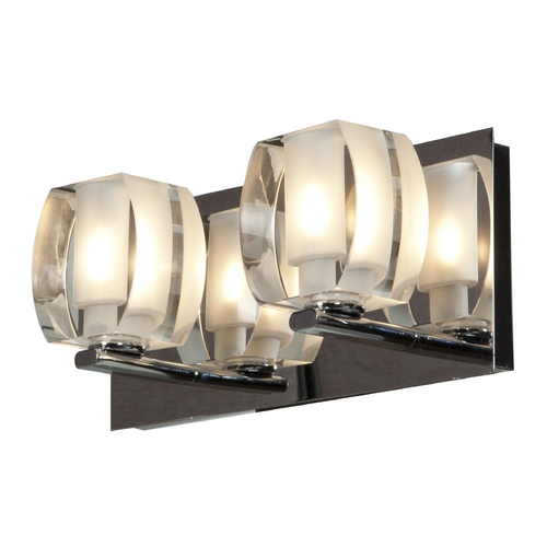 Access Lighting Access Lighting Evia Chrome Bathroom Light 62287-CH/CRY