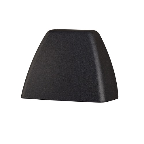Kichler Lighting Kichler Lighting Textured Black LED Deck Light 16111BKT27