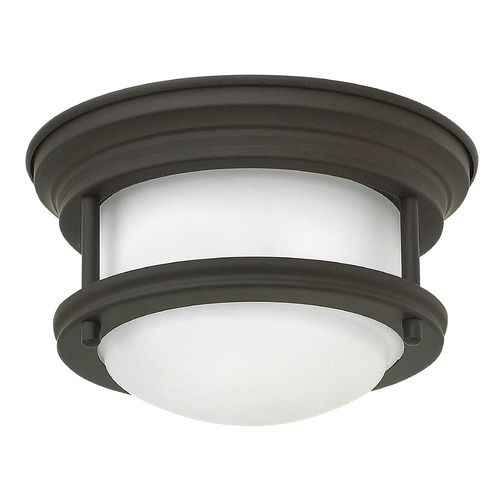 Hinkley Lighting Hinkley Lighting Hadley Oil Rubbed Bronze LED Flushmount Light 3308OZ-QF