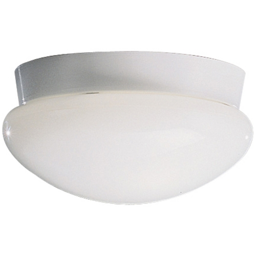 Kichler Lighting Kichler Modern Flushmount Light in White Finish 8102WHFL