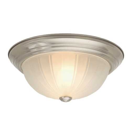 Design Classics Lighting 13-Inch Flushmount Ceiling Light 913 SN