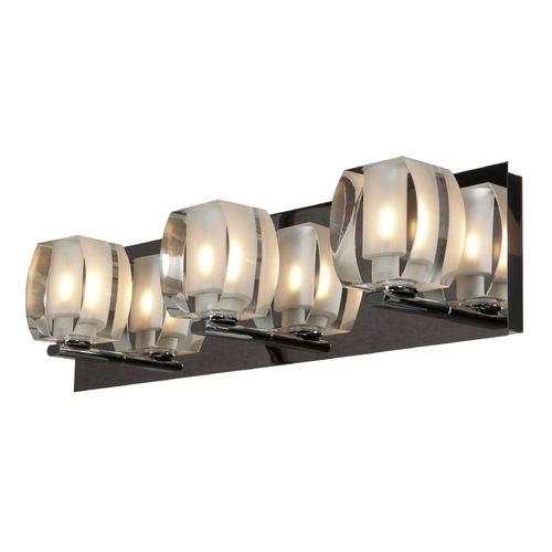 Access Lighting Access Lighting Evia Chrome Bathroom Light 62288-CH/CRY