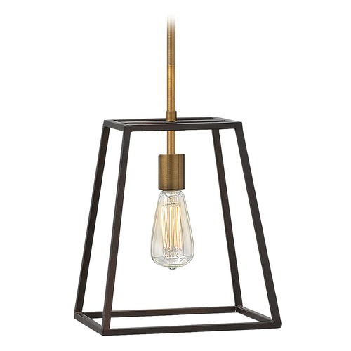 Hinkley Lighting Hinkley Lighting Fulton Bronze Pendant Light 3351BZ
