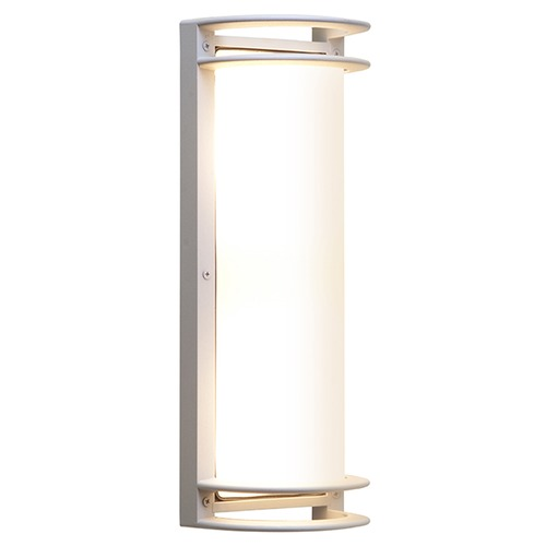Access Lighting Access Lighting Nevis Satin Nickel Outdoor Wall Light 20031MG-SAT/RFR