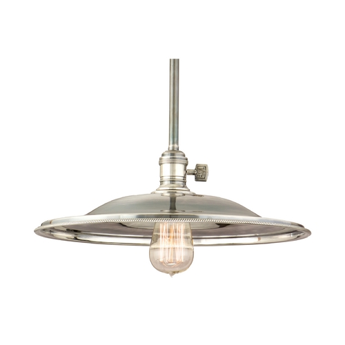 Hudson Valley Lighting Pendant Light in Historic Nickel Finish 9001-HN-MM2
