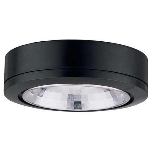 Sea Gull Lighting 12V Xenon Puck Light Recessed / Surface Mount Black by Sea Gull Lighting 9485-12