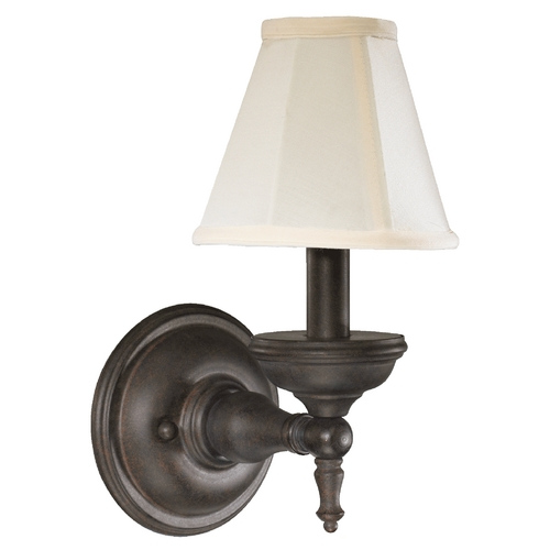 Quorum Lighting Quorum Lighting Ashton Toasted Sienna Sconce 5436-1-44