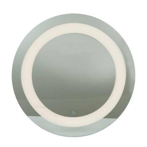 Access Lighting Spa Round 24.5-Inch Illuminated Mirror 70085LEDD-MIR
