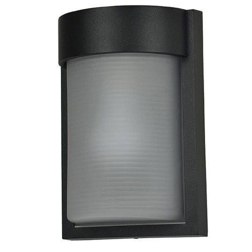Access Lighting Access Lighting Destination Black LED Outdoor Wall Light 20041LEDMG-BL/RFR