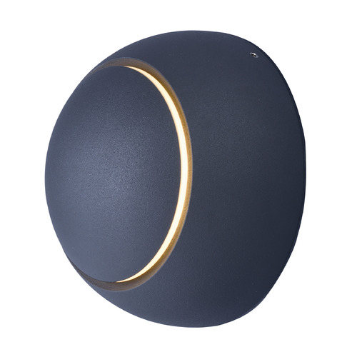 ET2 Lighting Alumilux Al Bronze LED Outdoor Wall Light E41374-BZ