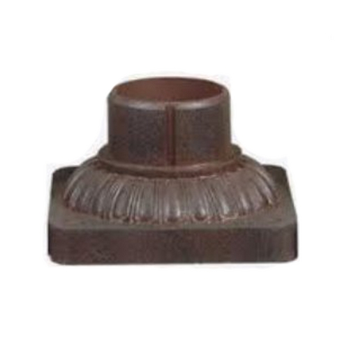 Quoizel Lighting Pier Mount in Imperial Bronze Finish PM9300IB
