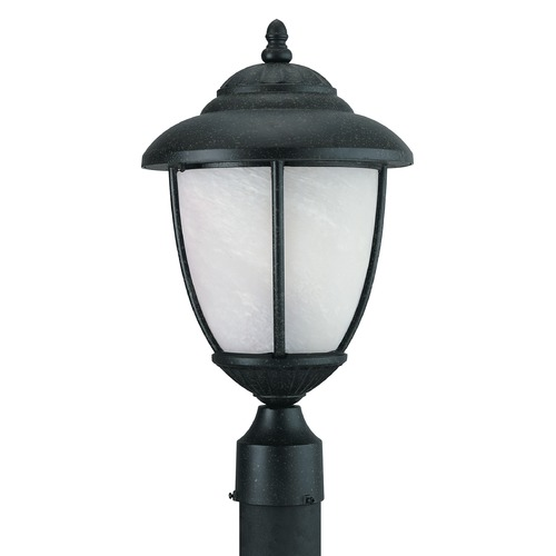 Sea Gull Lighting Sea Gull Lighting Yorktown Forged Iron LED Post Light 82048EN3-185