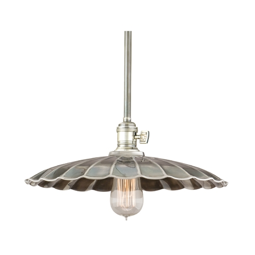 Hudson Valley Lighting Pendant Light in Historic Nickel Finish 9001-HN-MM3