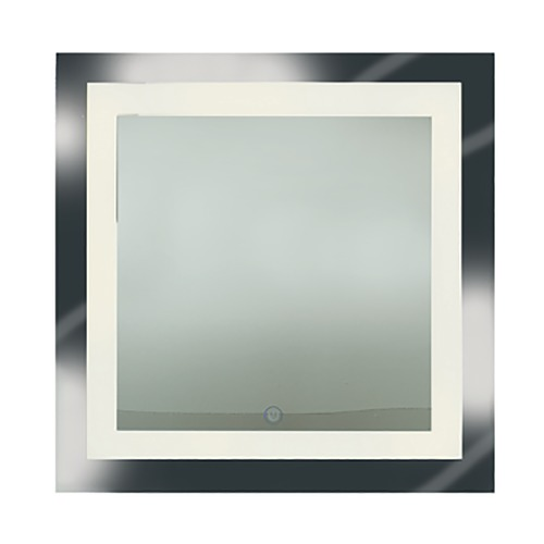 Access Lighting Spa Square 28.5-Inch Illuminated Mirror 70086LEDD-MIR
