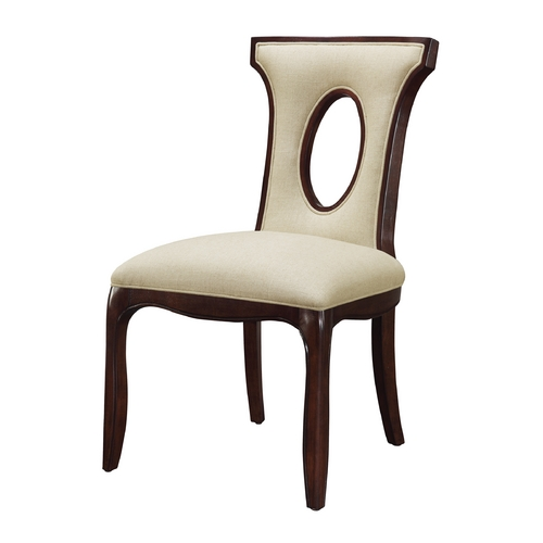 Sterling Lighting Sterling Lighting Plantation Grown Hardwoods Chair 6071244