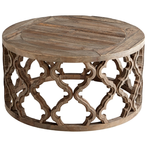 Cyan Design Cyan Design Sirah Black Forest Grove Coffee & End Table 06559