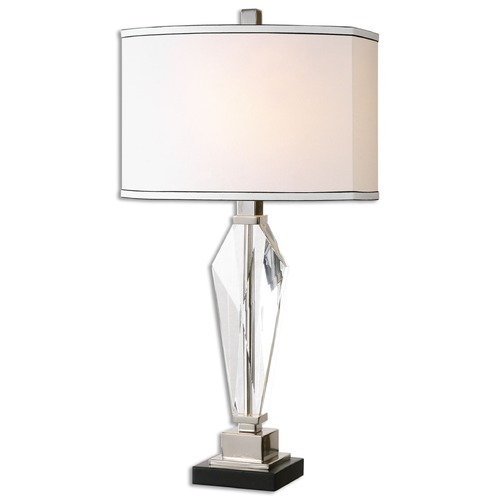 Uttermost Lighting Uttermost Altavilla Crystal Table Lamp 26601-1
