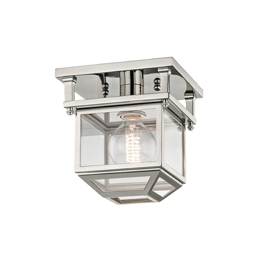 Hudson Valley Lighting Hudson Valley Lighting Rutherford Polished Nickel Semi-Flushmount Light 5608-PN