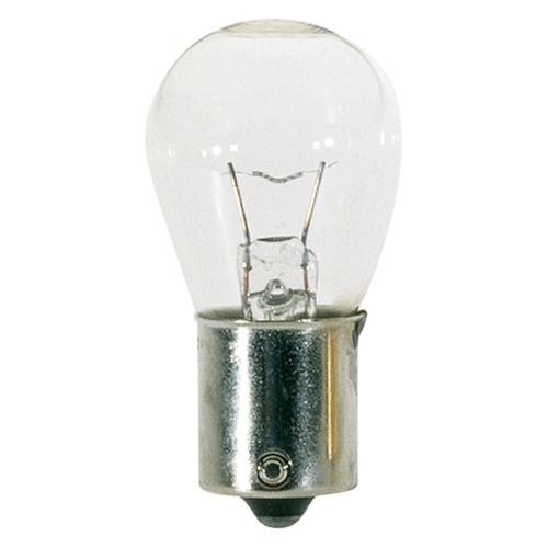 Satco Lighting Incandescent S8 Light Bulb Bayonet Base 12V by Satco S3723