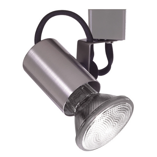 WAC Lighting Wac Lighting Brushed Nickel Track Light Head HTK-178-BN