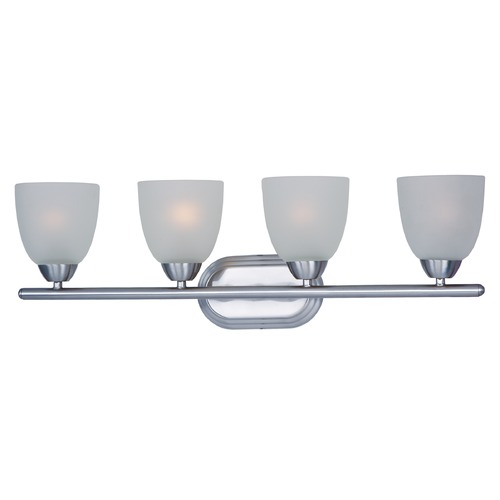 Maxim Lighting Maxim Lighting Axis Chrome Bathroom Light 11314FTPC