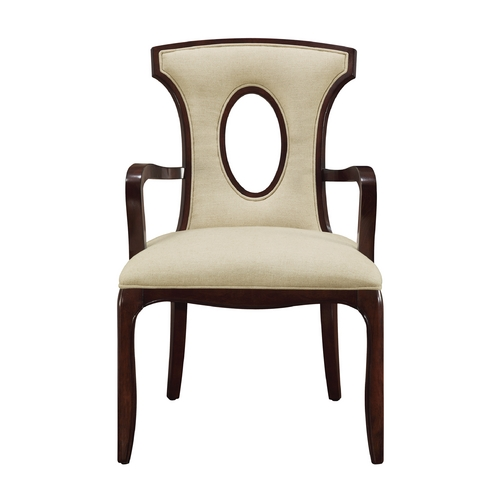 Sterling Lighting Sterling Lighting Plantation Grown Hardwoods Chair 6071252