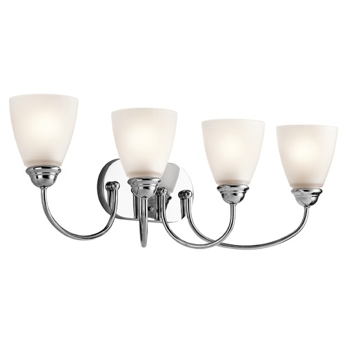 Kichler Lighting Kichler Lighting Jolie Bathroom Light 45640CH