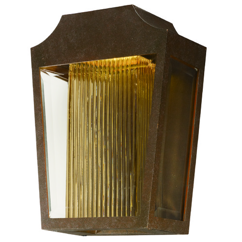 Maxim Lighting Maxim Lighting Villa Adobe LED Outdoor Wall Light 85634CLTRAE